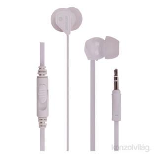 Sencor SEP 170 VC fehér fülhallgató PC