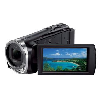 Sony HDR-CX450B fekete digitális videókamera Fényképezőgépek, kamerák