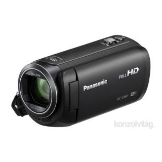 Panasonic HC-V380EP-K FullHD fekete digitális videokamera Fotó, videó