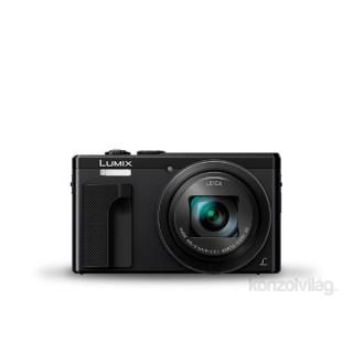 Panasonic DMC-TZ80EP-K Fekete digitális fényképezőgép