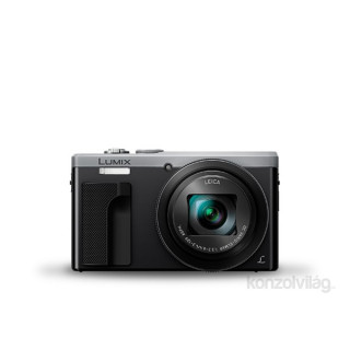 Panasonic DMC-TZ80EP-S Ezüst digitális fényképezőgép Fotó, videó