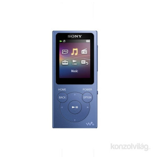 SONY NWE394L.CEW 8GB kék MP3 lejátszó