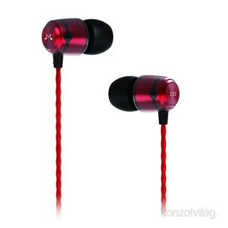 SoundMAGIC E50 In-Ear piros fülhallgató (SM-E50-02) PC