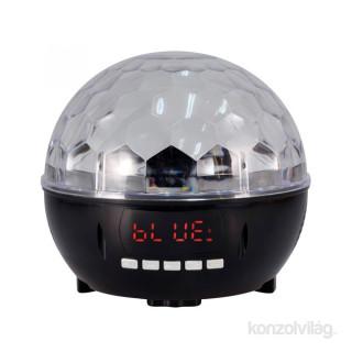 Somogyi DL 6BT Bluetooth-os multimédia lejátszó és diszkó lámpa
