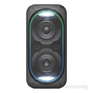 Sony GTKXB60B Bluetooth fekete hangszóró Mobil