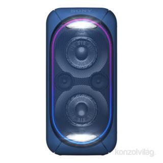 Sony GTKXB60L Bluetooth kék hangszóró Mobil