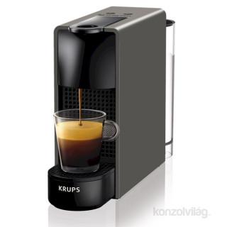 Krups XN110B10 Nespresso Essenza Mini szürke kávéfőző Otthon