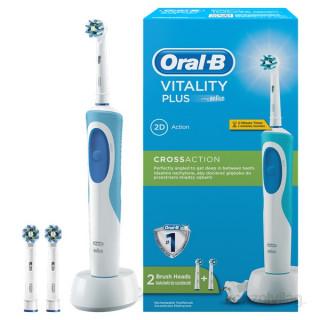 Oral-B D12.523 Vitality Plus CrossAction fejjel Otthon