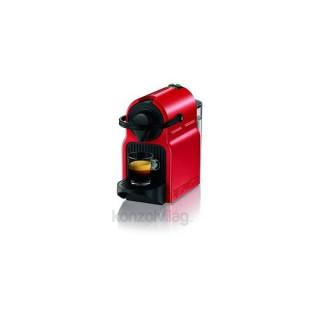 Krups XN100510 Nespresso Inissia piros kapszulás kávéfőző