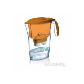 Laica Clear Line narancssárga vízszűrőkancsó Otthon
