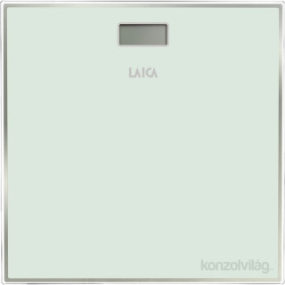 Laica PS1068W digitális fehér személy mérleg