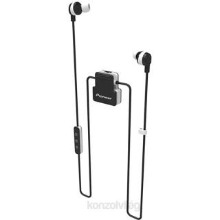 Pioneer SE-CL5BT-W fehér cseppálló Bluetooth fülhallgató headset Mobil