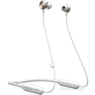Pioneer SE-QL7BT-G arany NFC Bluetooth fülhallgató headset