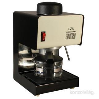 Szarvasi SZV611 krém-fekete kávéfőző Otthon