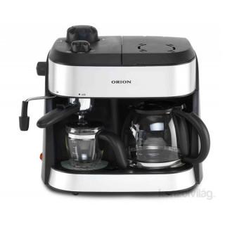 Orion OCCM-4616 fekete-ezüst kávé és teafőző Otthon