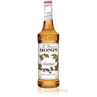 Monin Cukormentes Mogyoró szirup 0,25l