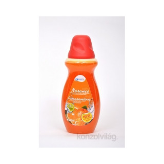 Sodaco Narancs gyümölcs szörp, 1:23, 500 ml Otthon