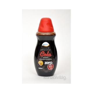 Sodaco Zero Cola szörp, 1:23,  500ml