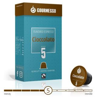 Gourmesso Soffio Cioccolato Nespresso kompatibilis kapszula 5 g Otthon