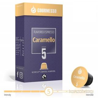 Gourmesso Soffio Caramello Nespresso kompatibilis kapszula 5 g