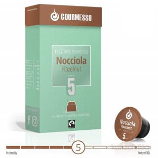 Gourmesso Soffio Nocciola Nespresso kompatibilis kapszula 5 g Otthon