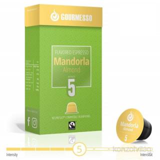 Gourmesso Soffio Mandoria Nespresso kompatibilis kapszula 5 g Otthon