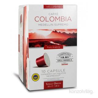 Caffesso Columbian Nespresso kompatibilis kapszula Otthon