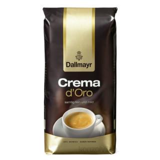 Dallmayr Crema dOro szemes kávé 200 g Otthon