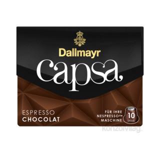 Dallmayr Espresso Choco Nespresso kompatibilis kávé kapszula 10 db Otthon