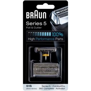 Braun 51S combipack
