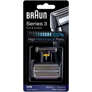 Braun 31S combipack