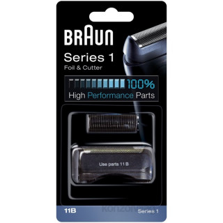 Braun 11B combipack
