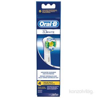 Oral-B EB18-4 pótfej 4db 3DW Otthon