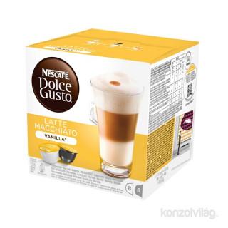 Nescafé Dolce Gusto Vaníliás Latte Macchiato 16 kapszula Otthon