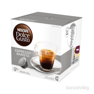 Nescafé Dolce Gusto Espresso Barista 16 kapszula Otthon