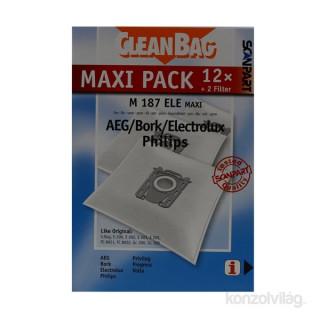 Scanpart 2687441187 S-Bag 12 db porzsák és 2 db filter