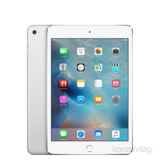 Apple iPad mini 4 128 GB Wi-Fi (ezüst) Tablet