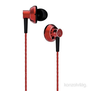 SoundMAGIC ES20BT In-Ear Bluetooth piros fülhallgató headset (SM-ES20BT-03) PC