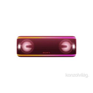 Sony SRS-XB41R piros vízálló Bluetooth hangszóró Mobil