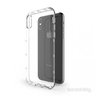 Hana HANA-AIR-IPHSE-TP Air iPhone SE átlátszó szilikon hátlap PC