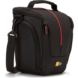 Case Logic DCB-306K - SLR fényképezőgép táska, fekete/piros Fotó, videó