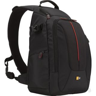 Case Logic DCB-308K - SLR fényképezőgép táska, fekete/piros Fotó, videó