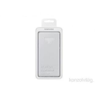 Samsung OSAM-EF-QN960TTEG Galaxy Note 9 átlátszó hátlap PC