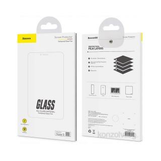 Baseus Samsung Note 9 fekete 0.3mm edzettüveg kijelzővédő fólia Mobil