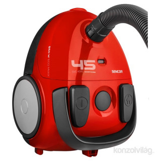Sencor SVC 45RD-EUE3 piros porzsákos porszívó