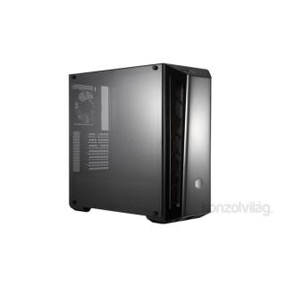 Cooler Master MasterBox MB520 fekete mATX ház PC