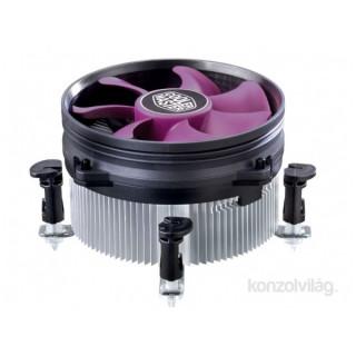 Cooler Master X Dream i117 112.2x112.2x60.4mm 1800RPM (Intel) processzor hűtő PC
