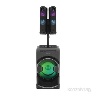 Sony MHC-GT4D Bluetooth 2.1 party hangszóró