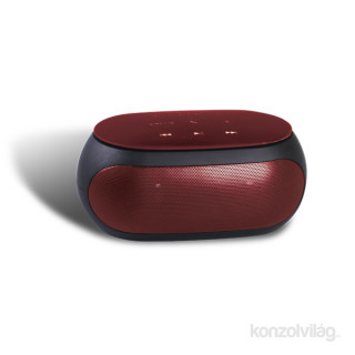 Stansson BSC320O bordó Bluetooth speaker Mobil