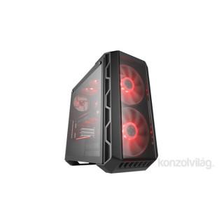 Cooler Master MasterCase H500 táp nélküli fekete ATX ház PC
